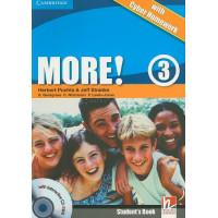 More! 3 SB + CD-ROM & Cyber Homework