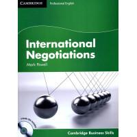 Business Skills: International Negotiations SB + CD