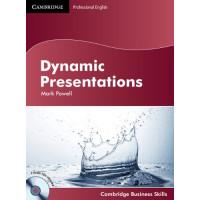 Business Skills: Dynamic Presentations SB + CD