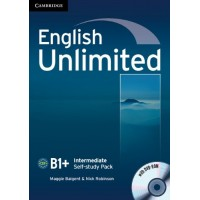 English Unlimited Int. WB + DVD-ROM