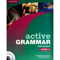 Active Grammar 3 Book + Key & CD-ROM