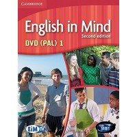 English in Mind 2nd Ed. 1 DVD