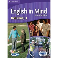 English in Mind 2nd Ed. 3 DVD