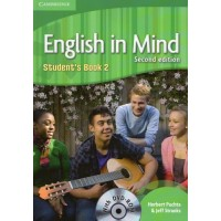 English in Mind 2nd Ed. 2 SB + DVD-ROM