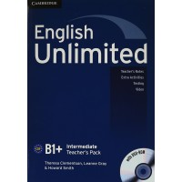 English Unlimited Int. TB + DVD-ROM