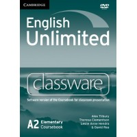 English Unlimited Elem. Classware DVD-ROM