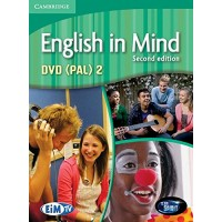 English in Mind 2nd Ed. 2 DVD