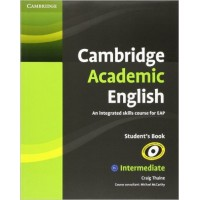 Cambridge Academic English B1+ SB