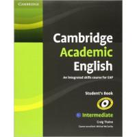 Cambridge Academic English B1+ SB