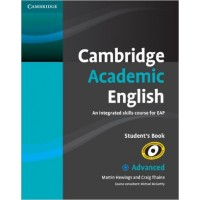 Cambridge Academic English C1 SB