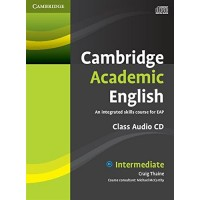 Cambridge Academic English B1+ Cl. CDs