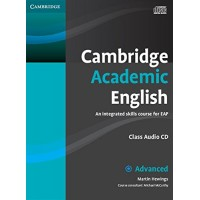 Cambridge Academic English C1 Cl. CDs