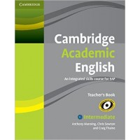 Cambridge Academic English B1+ TB
