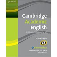 Cambridge Academic English B1+ TB