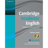 Cambridge Academic English C1 TB