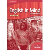 English in Mind 2nd Ed. 1 WB