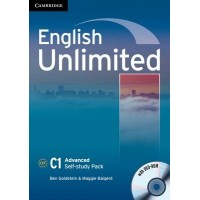 English Unlimited Adv. WB + DVD-ROM