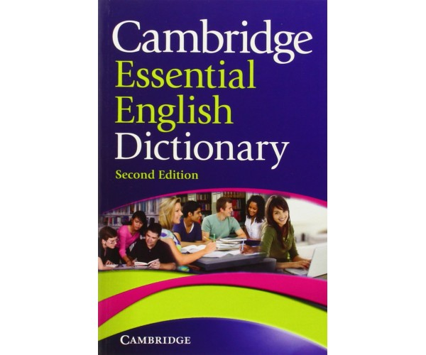 Cambridge Essential English Dictionary 2nd Ed.