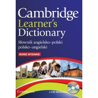 Cambridge Learner's Dict. English-Polish 2nd Ed. + CD-ROM