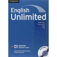 English Unlimited Adv. TB + DVD-ROM