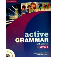 Active Grammar 2 Book + Key & CD-ROM
