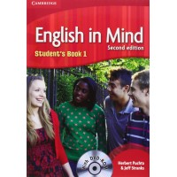 English in Mind 2nd Ed. 1 SB + DVD-ROM