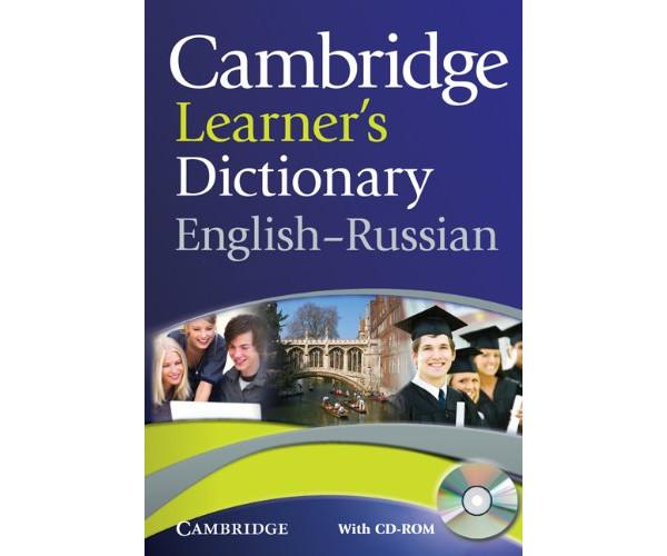 Cambridge Learner's Dict. English-Russian + CD-ROM