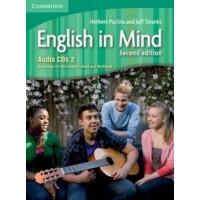 English in Mind 2nd Ed. 2 Cl. CD