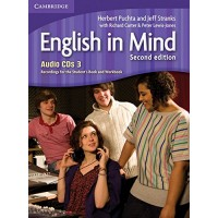 English in Mind 2nd Ed. 3 Cl. CD