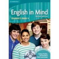 English in Mind 2nd Ed. 4 SB + DVD-ROM