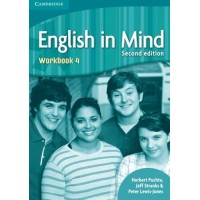 English in Mind 2nd Ed. 4 WB