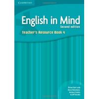 English in Mind 2nd Ed. 4 TB