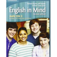 English in Mind 2nd Ed. 4 Cl. CD