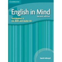 English in Mind 2nd Ed. 4 Testmaker CD/CD-ROM