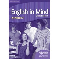 English in Mind 2nd Ed. 3 WB