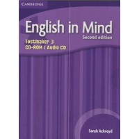 English in Mind 2nd Ed. 3 Testmaker CD/CD-ROM