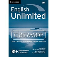 English Unlimited Int. Classware DVD-ROM