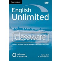 English Unlimited Adv. Classware DVD-ROM