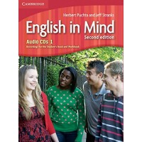 English in Mind 2nd Ed. 1 Cl. CD