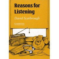 Reasons for Listening Book