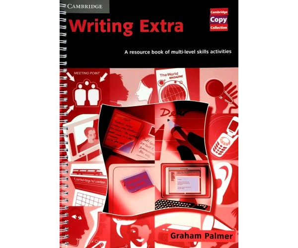 Photocopiable: Writing Extra Book