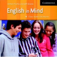 English in Mind Starter Cl. CD