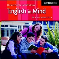 English in Mind 1 Cl. CD