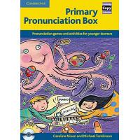 Primary Pronunciation Box Book + CD