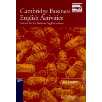 Photocopiable: Cambridge Business English Activities Book