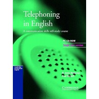 Telephoning in English CD-ROM