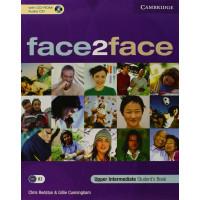 Face2Face Up-Int. SB + CD-ROM/CD
