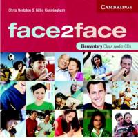 Face2Face Elem. Cl. CD