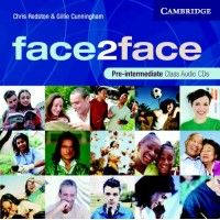 Face2Face Pre-Int. Cl. CD
