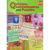 Photocopiable: Quizzes, Questionnaires and Puzzles Book